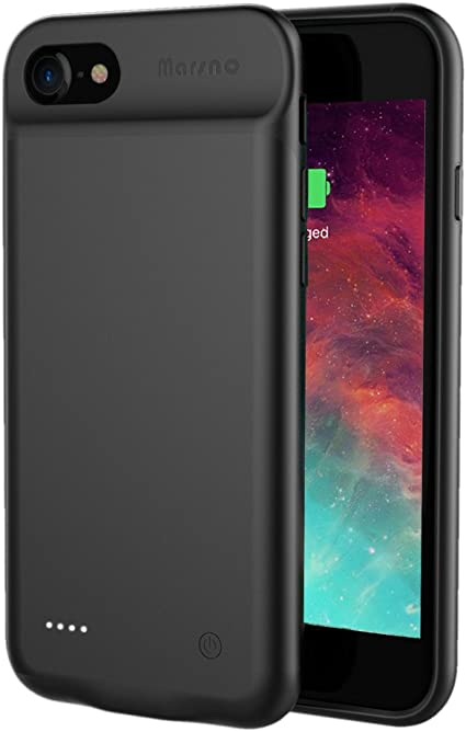 cover con batteria per iphone 7