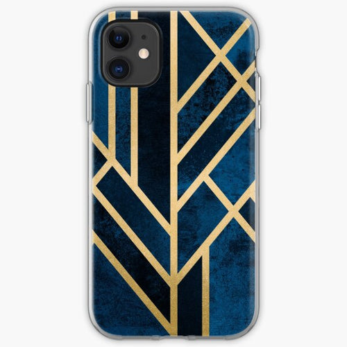 cover iphone 11 art deco