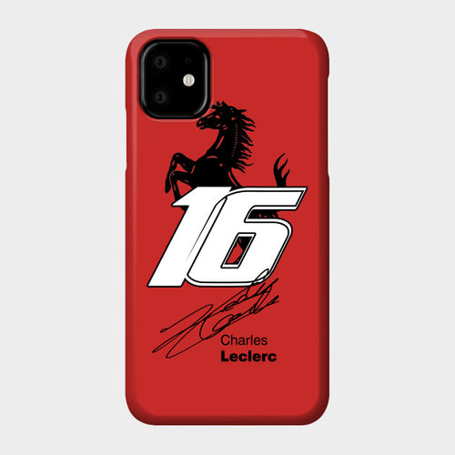 cover iphone 11 charles leclerc