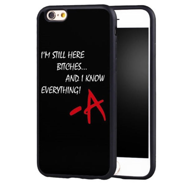 cover iphone 7 pretty little liars