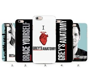 cover iphone 8 grey's anatomy