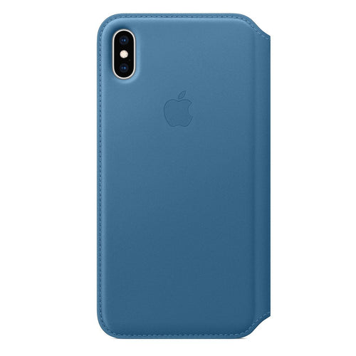 custodia apple pelle iphone xs