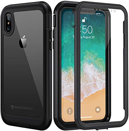 custodia integrale iphone x