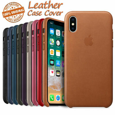 custodia iphone xr pelle