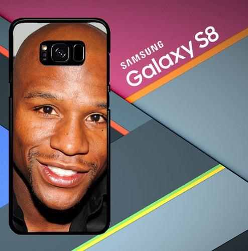 Custodia Cover samsung galaxy s8 s8 edge plus Floyd Mayweather X1102 Case