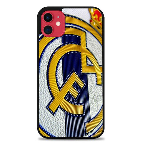 Custodia Cover iphone 11 pro max Real Madrid FC X4789 Case - custodia cover samsung/iphone/huawei taichitaoista.it