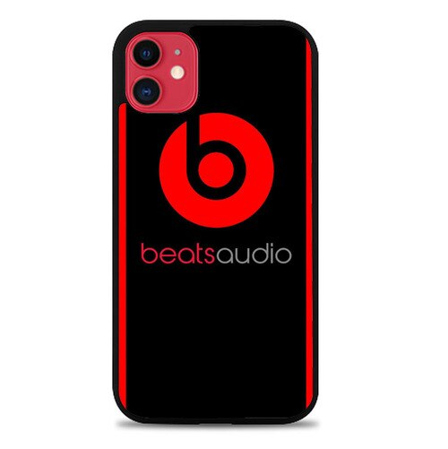 Custodia Cover iphone 11 pro max beats by dr.dre X4792 Case - custodia cover samsung/iphone/huawei taichitaoista.it