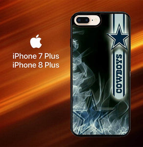 Custodia Cover iphone 7 plus 8 plus Dallas Cowboys Nfl X6222 Case
