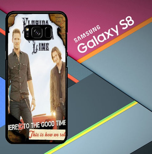 Custodia Cover samsung galaxy s8 s8 edge plus Florida Georgia Line X0353 Case