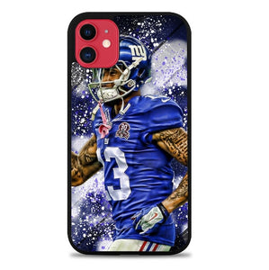Custodia Cover iphone 11 pro max odell beckham jr X8923 Case