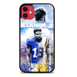Custodia Cover iphone 11 pro max odell beckham jr X8924 Case