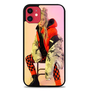 Custodia Cover iphone 11 pro max Billie Eilish X9162 Case - custodia cover samsung/iphone/huawei taichitaoista.it
