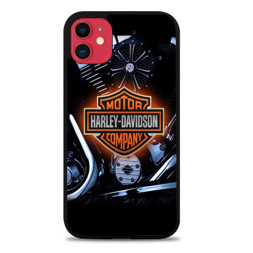 Custodia Cover iphone 11 pro max Black Harley Davidson X9178 Case - custodia cover samsung/iphone/huawei taichitaoista.it