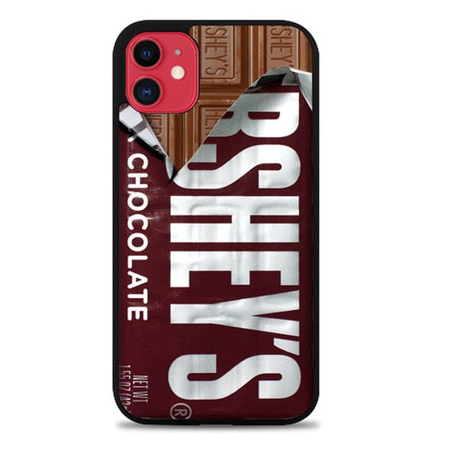 Custodia Cover iphone 11 pro max Hersheys Chocolate Candy bar X9174 Case - custodia cover samsung/iphone/huawei taichitaoista.it