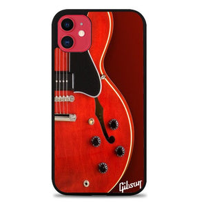 Custodia Cover iphone 11 pro max gitar gibson X0548 Case - custodia cover samsung/iphone/huawei taichitaoista.it