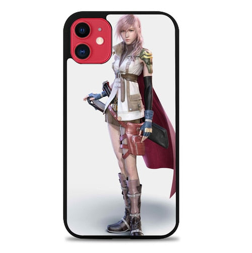 Custodia Cover iphone 11 pro max Final Fantasy XIII X0043 Case - custodia cover samsung/iphone/huawei taichitaoista.it