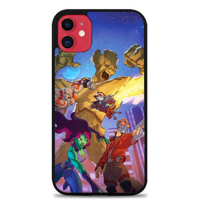 Custodia Cover iphone 11 pro max Guardians Of The Galaxy Disney Xd X1417 Case - custodia cover samsung/iphone/huawei taichitaoista.it