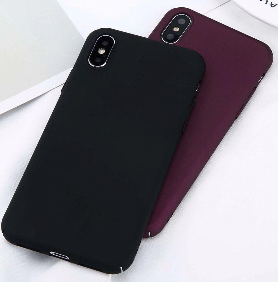ORIGINALE in Silicone/Custodia Pelle Per iPhone XS Max 6 X 7 8 PLUS  originale original Equipment Manufacturer COVER