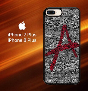 Custodia Cover iphone 7 plus 8 plus Pretty Little Liars 2 L1280 Case