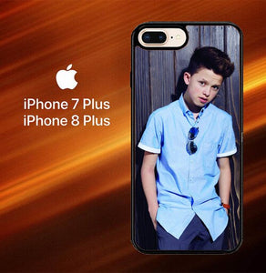 Custodia Cover iphone 7 plus 8 plus Jacob Sartorius L2484 Case