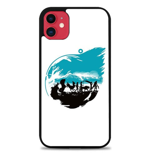 Custodia Cover iphone 11 pro max Fellowship of The Fantasy L2809 Case