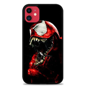 Custodia Cover iphone 11 pro max Marvel Carnage L2830 Case