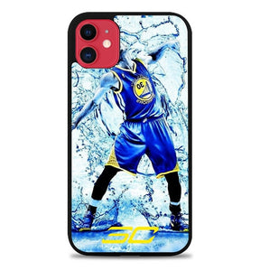 Custodia Cover iphone 11 pro max Stephen Curry Water L2835 Case