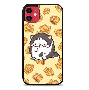 Custodia Cover iphone 11 pro max pusheen cat W8718 Case