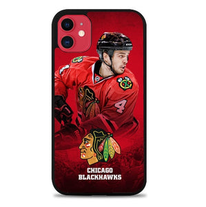 Custodia Cover iphone 11 pro max Chicago Blackhawks W8772 Case