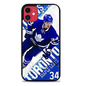 Custodia Cover iphone 11 pro max Toronto Maple Leafs W8776 Case