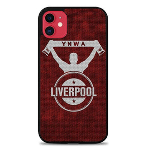 Custodia Cover iphone 11 pro max liverpool W8793 Case