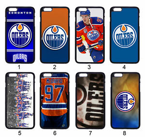 NHL Edmonton Oilers Case Cover per Samsung Galaxy S20+/Apple iPhone 11 iPod