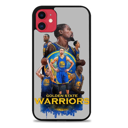 Custodia Cover iphone 11 pro max Golden State Warriors Team P0600 Case