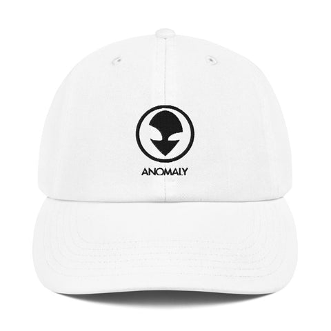 Champion Black Alien Dad Hat