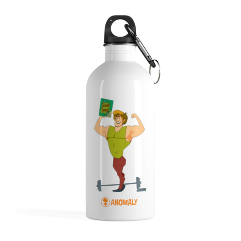 Buff Shaggy Bottle
