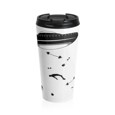 Anomaly Abduction Travel Mug