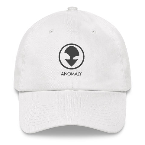 Black Alien Dad Hat