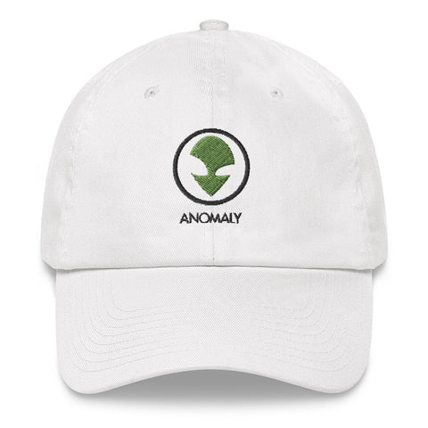Green Alien Dad Hat