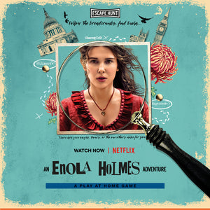 AN ENOLA HOLMES ADVENTURE | FREE FOR A LIMITED TIME ONLY