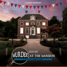 Load image into Gallery viewer, MURDER AT THE MANSION