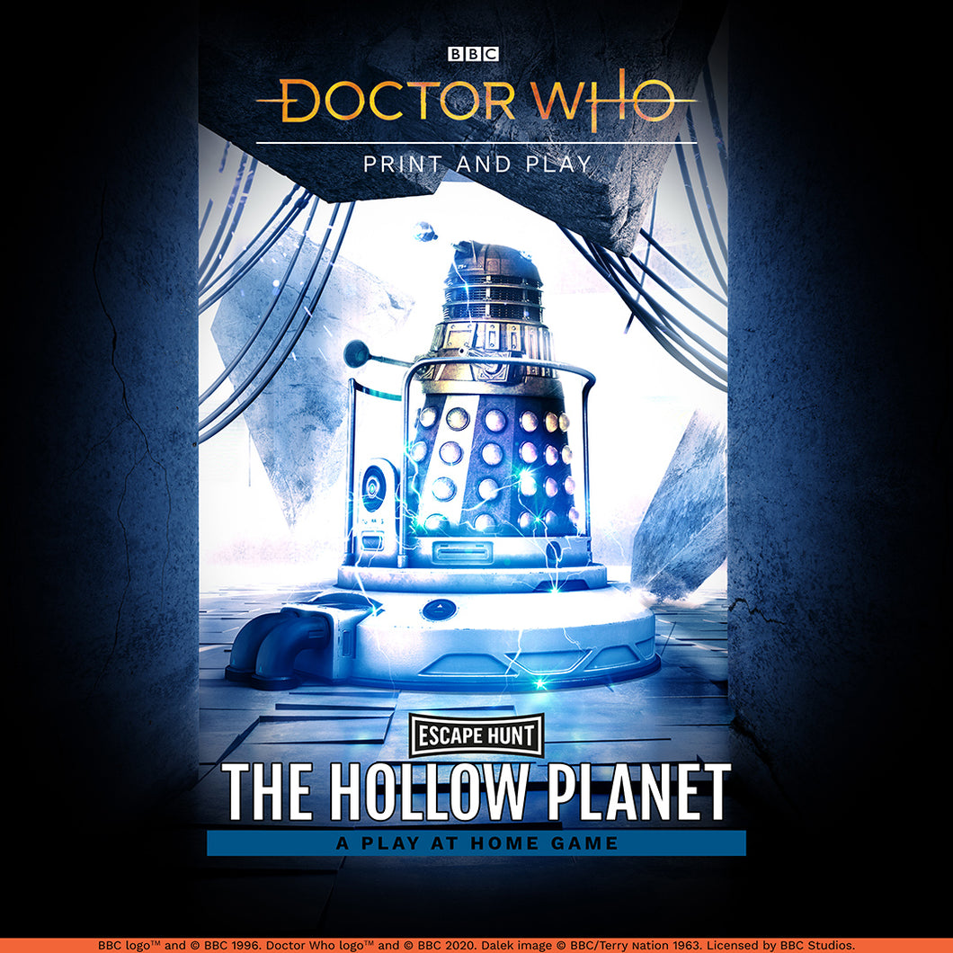 DOCTOR WHO: THE HOLLOW PLANET