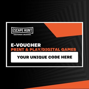 PRINT & PLAY/DIGITAL GAMES | E-VOUCHER