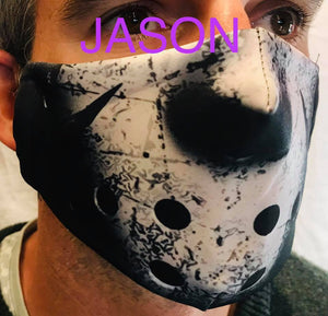 Jason Face Mask