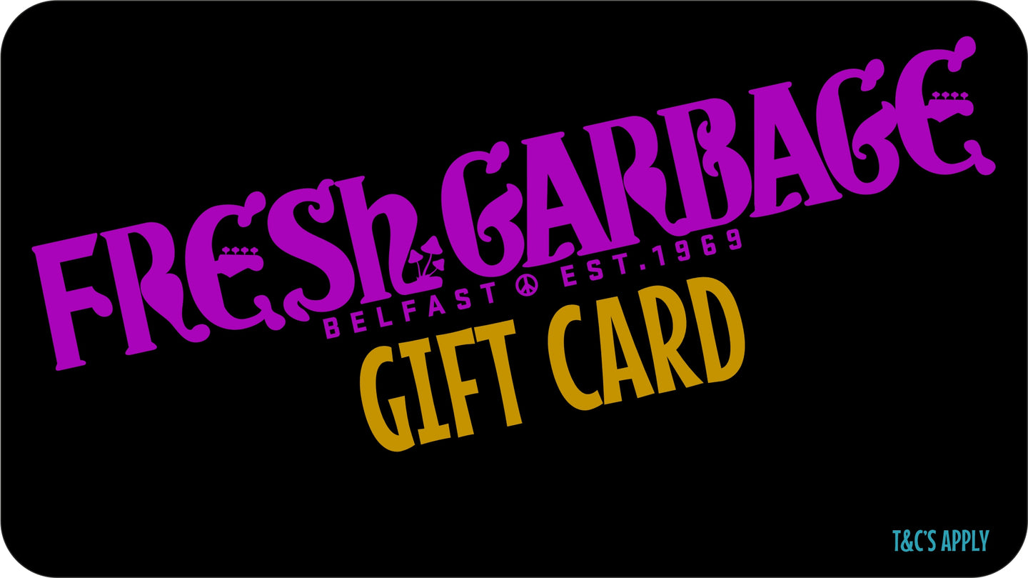 Fresh Garbage Gift Card/Voucher