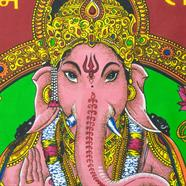 Load image into Gallery viewer, Ganesh Wall Hanging