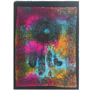 Cotton Wall Art - Dream Catcher