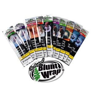 Platinum Blunts Cigar Wraps - TPD Compliant (2 in pack)