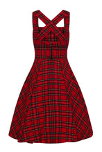 Load image into Gallery viewer, IRVINE PINAFORE DRESS