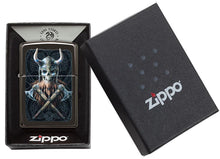 Load image into Gallery viewer, Zippo - Skeleton Viking