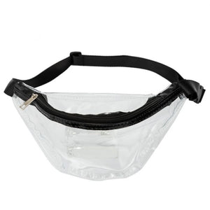 Transparent Clear Bum Bag